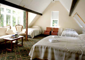 The Coach House bedroom 4